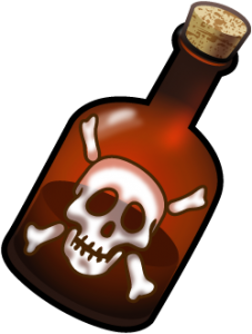 Numb Skull Pirate Elixir from The Adventure Gear Catalog